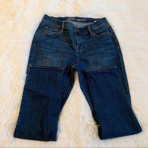 Curvy Skinny Jeans Old Navy Size 6 short